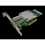 Fiberend 10G SFP+ 2-port PCIe with Intel 82599