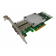 Fiberend 10G SFP+ 2-port PCIe with Intel 82599