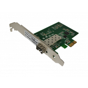 Fiberend 1G SFP PCIe with Intel I210