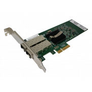 Fiberend 1G SFP 2-port PCIe with Intel 82576