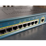 cisco 2940 8-port ethernet front