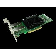 Fiberend 10G SFP+ 2-port PCIe with Qlogic QL41102A