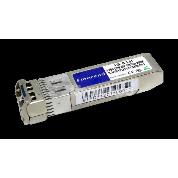 Alcatel-Lucent 3he00028aa uyumlu Fiberend 1g-s-lh SFP Modül