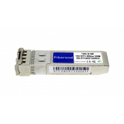 Huawei OMXD30000 compatible mini gbic sfp plus side view